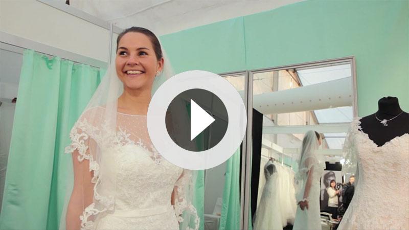 Trailer Hochzeitsmesse